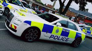 police mclaren look at this rolls royce ghost police car top gear