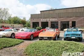 corvette restoration shops finding the right shop for your