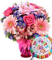 Get Flowers Delivered Today - same day birthday arrangements fromyouflowers