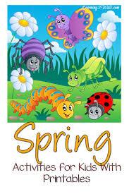 311 best spring in kindergarten images on pinterest spring