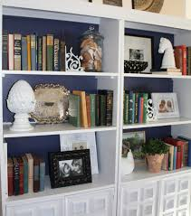 adventures in bookcase styling emily a clark
