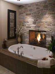 interior amusing design ideas using oval white bathtubs and