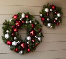 outdoor wreath ebay
