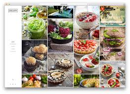 best food and recipes wordpress themes to taste culinary blog