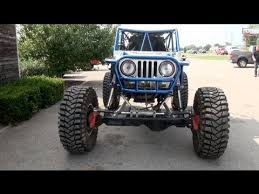 jeep rock crawler buggy jims garage rock crawler for sale youtube