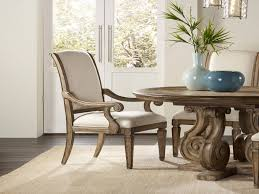 Upholstered Arm Chair Dining Upholstered Dining Arm Chairs New Hooker Furniture Dining Room