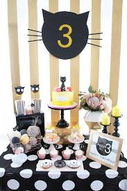 Decorate Table For Birthday Party Best 25 Birthday Table Decorations Ideas On Pinterest Desert