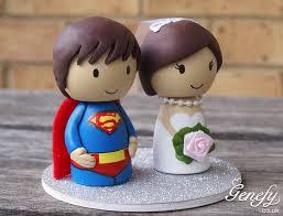 superman wedding cake topper wedding cake topper wedding corners
