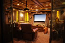 Designing A Media Room - home theater design ideas and advice