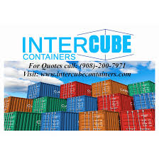 Used Cargo Storage Containers For Sale Intercube Containers Mystic Connecticut Shipping Services