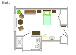 Assisted Living Facility Floor Plans by Great Oaks Floor Plans