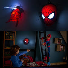 online buy wholesale spiderman lamps for kids from china spiderman