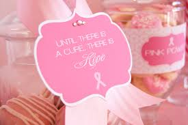 Breast Cancer Flags Free Printables Breast Cancer Awareness Month Frog Prince Paperie
