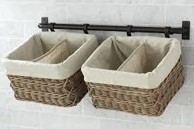 Bathroom Storage Target by Mdesign Cotton Fabric Bathroom Storage Bins Light Gray Bathroom