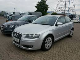 56 plate audi a3 audi a3 56 plate tdi fsi sports low mileage 97k alloy wheels great