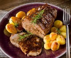 cuisine roti de veau rôti de veau au miel recette de rôti de veau au miel marmiton