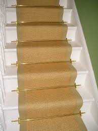 decorating decorative sisal stair runners ideas for home stair design