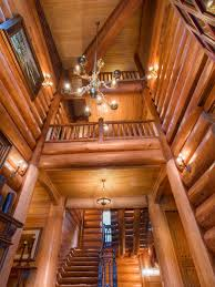 beautiful log home interiors log homes diy network cabin 2010 diy