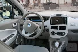 renault dauphine interior car picker renault zoe interior images