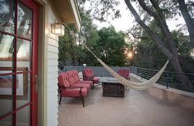 hã ngematte balkon chestha decke idee terrasse