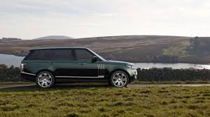 dark green range rover holland u0026 holland range rover will be the most exclusive rangie