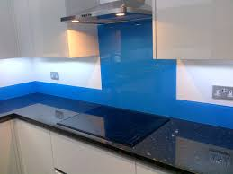Kitchen Splashback Ideas Uk by Coloured Acrylic Kitchen Splashbacks Splash Light Blue M