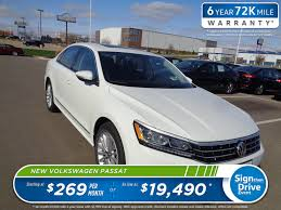 new volkswagen sedan new 2017 volkswagen passat for sale dubuque ia