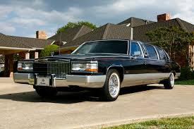 1990 cadillac fleetwood limo favorite cars pinterest