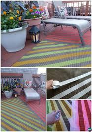 Diy Outdoor Rug 20 No Crochet Diy Rug Ideas Projects