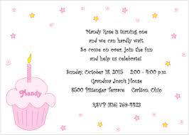 cupcake motive invitation card for birthday sle polka