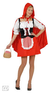 Red Riding Hood Costume Naughty Little Red Riding Hood Costume Fairy Tale Costume