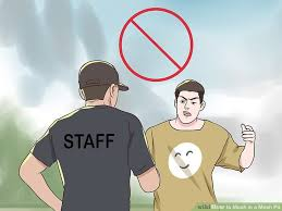 how to mosh in a mosh pit 14 steps with pictures wikihow