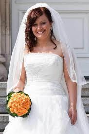 Hochsteckfrisurenen Hochzeit Mit Diadem Und Schleier by Brautschleier Richtig Aussuchen Tipps Ideen Beispiele
