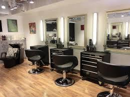 cuisine ideas for a stylish beauty salon hair salon design ideas