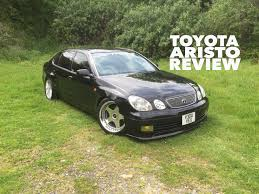 lexus ls400 body kit uk owning a toyota aristo modified car review youtube