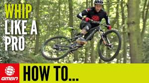 How To Make A Wooden Table Top Jump by How To Whip Like A Pro Mountain Bike Skills Youtube