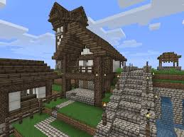still ville u0027 needs you old fashioned village minecraft project