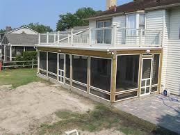 screen porches screened in porches screen porch construction