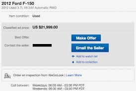 auto bid on ebay how to safely purchase a car on ebay motors yourmechanic advice