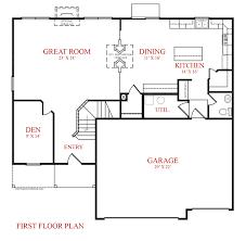 Wayne Homes Floor Plans by Mckinley At Estates At Rocklane Ridge Westport Homes