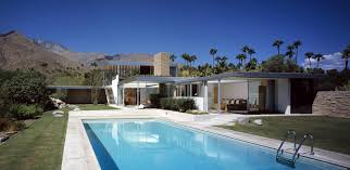 desert home plans kaufmann desert house plan site floorichard neutra plans modern