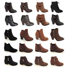 womens boots size 4 med 1 3 4 to 2 3 4 s wedge boots ebay