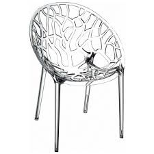 Polycarbonate Chairs Contemporary Clear Acrylic Chairs Together With Home Decorating