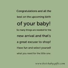 new baby shower baby shower gift cards a real alternative if you are not sure