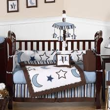 Moon Crib Bedding And Moons Baby Bedding 9pc Crib Set By Sweet Jojo Designs