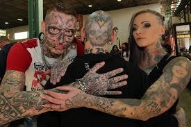 tattoo expo leipzig körperkunst mit nadel und farbe tattoo messe auf der leipziger