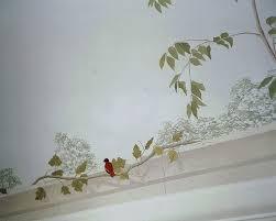 soffitti dipinti soffitti colorati casa fai da te