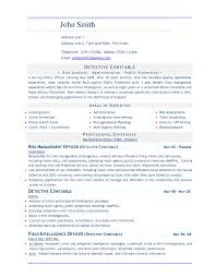 Example Resumes Australia by One Page Resume Example