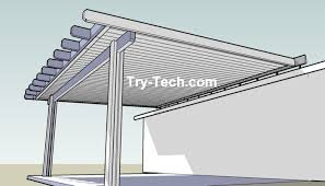 Patio Metal Roof by Best Metal Roof Patio Cover Designs Metal Roofing Patio Covers