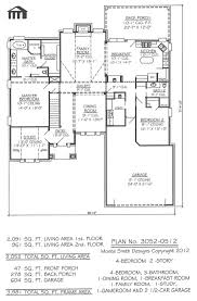 4 Bedroom House Plans One Story Bedroom Bath House Plans With Inspiration Hd Photos 1589 Fujizaki